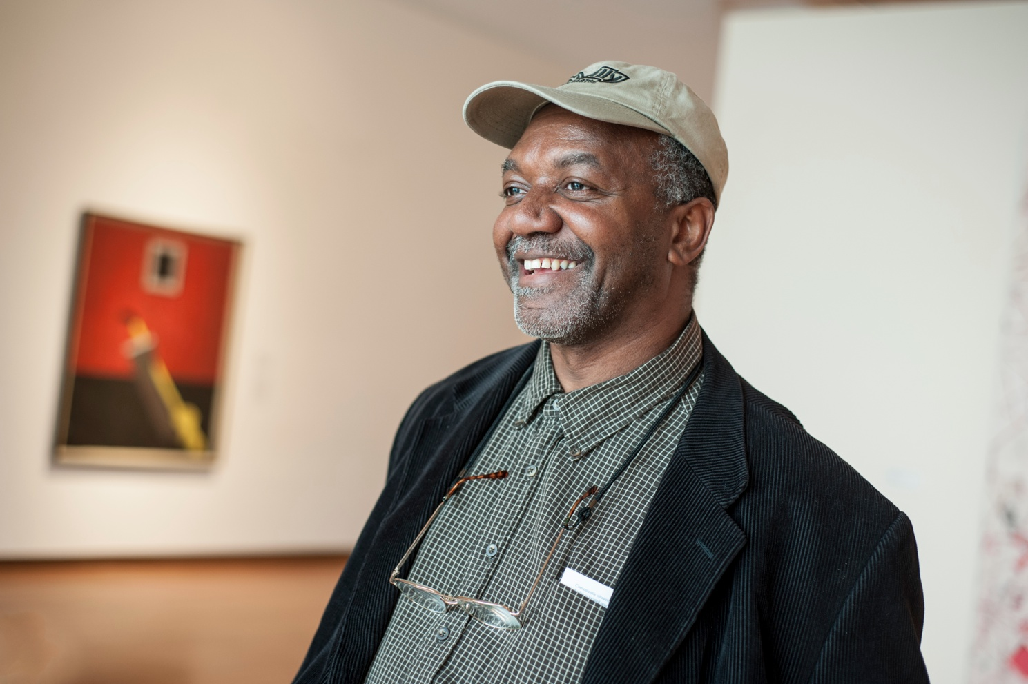 Kerry James Marshall by J Caldwell